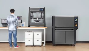 Image of the Desktop Metal Studio metal 3D printing system