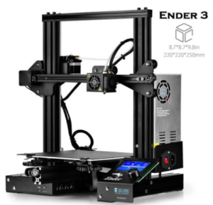 Image of the Creality Ender 3 - 3D Printer