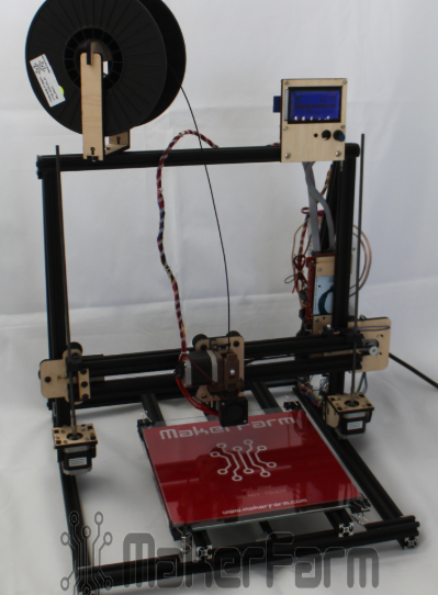 Dual Extruder 3D Printer Kit – Review Of The Maker Farm