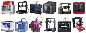 Image of Top Rated 3D Printers
